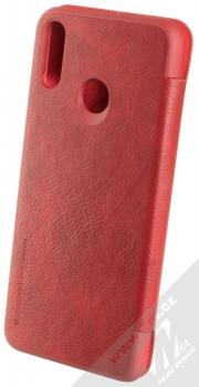 Nillkin Qin flipové pouzdro pro Huawei Nova 3i červená (red) zezadu