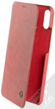 Nillkin Qin flipové pouzdro pro Huawei Nova 3i červená (red)