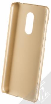 Nillkin Super Frosted Shield ochranný kryt pro Xiaomi Redmi 5 Plus zlatá (gold) zepředu