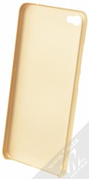 Nillkin Super Frosted Shield ochranný kryt pro Xiaomi Redmi Note 5A zlatá (gold) zepředu