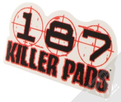 1Mcz Samolepka 187 Killer Pads logo 1