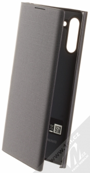 Samsung EF-NN970PB LED View Cover originální flipové pouzdro pro Samsung Galaxy Note 10 černá (black)