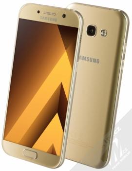 Samsung SM-A520F Galaxy A5 (2017) + BRÝLE PRO VIRTUÁLNÍ REALITU SETTY v ceně 499Kč ZDARMA zlatá (gold sand)