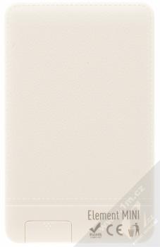 SENCOR ELEMENT MINI bílá (white) zezadu