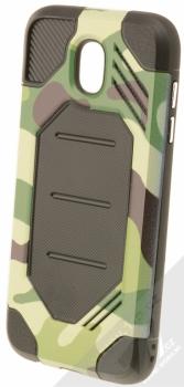 Sligo Defender Army odolný ochranný kryt pro Samsung Galaxy J5 (2017) zelená (green)
