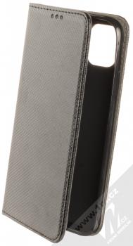 Sligo Smart Magnet Color flipové pouzdro pro Apple iPhone 11 černá (black)