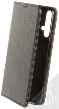 Sligo Smart Magnet Color flipové pouzdro pro Honor 20, Huawei nova 5T černá (black)
