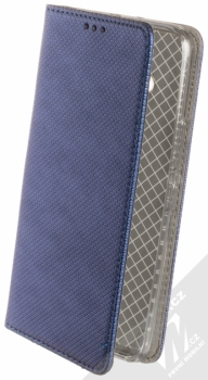 Sligo Smart Magnet flipové pouzdro pro HTC U11 Life tmavě modrá (dark blue)