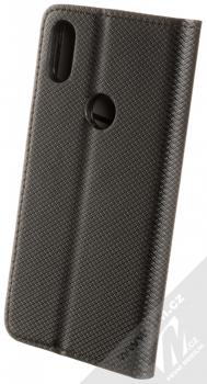 Sligo Smart Magnet flipové pouzdro pro Motorola One černá (black) zezadu