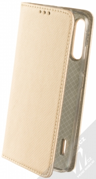 Sligo Smart Magnet flipové pouzdro pro Xiaomi Mi A3 zlatá (gold)