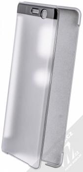 Sony SCTH70 Style Cover Touch originální flipové pouzdro pro Sony Xperia XZ3 šedá (gray)
