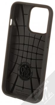 Spigen Core Armor odolný ochranný kryt pro Apple iPhone 13 Pro černá (matte black) zepředu