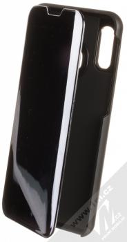 Vennus Clear View flipové pouzdro pro Samsung Galaxy A20e černá (black)