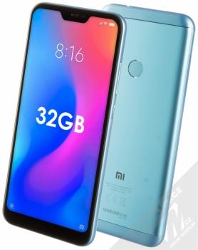 Xiaomi Mi A2 Lite 4GB/32GB Global Version CZ LTE + BRÝLE PRO VIRTUÁLNÍ REALITU SETTY v ceně 499Kč ZDARMA modrá (blue)