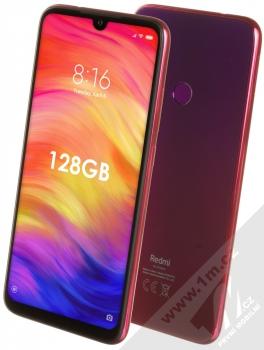 Xiaomi Redmi Note 7 4GB/128GB červená (nebula red)