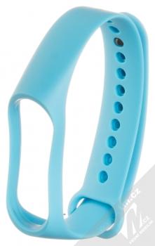 Xiaomi Strap silikonový pásek na zápěstí pro Xiaomi Mi Band 3 světle modrá (light blue)