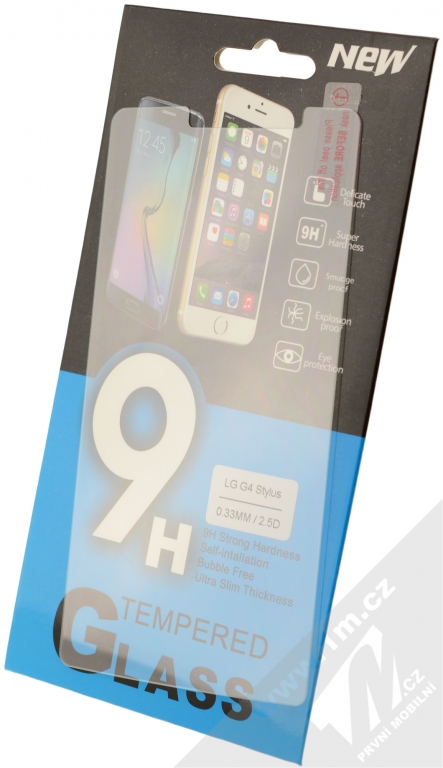 Blue Star Glass Protector PRO ochranné tvrzené sklo na displej pro LG G4  Stylus d50608a057a