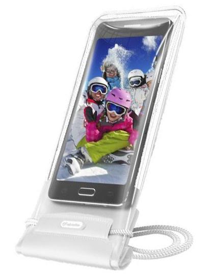 CellularLine Snow Bag zimní ochranné pouzdro pro mobilní telefon ... bc2cd309708