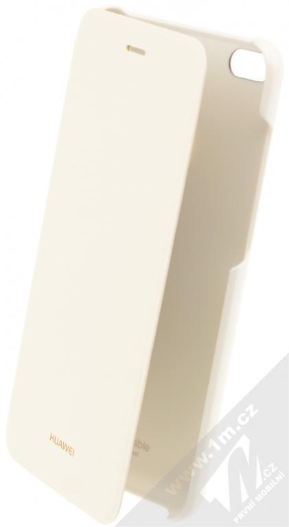 Huawei Flip Cover originální flipové pouzdro pro Huawei P9 Lite (2017) bílá  (white bd6f3f9fc7d