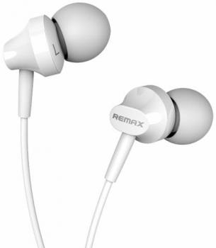 Remax RM-501 sluchátka s mikrofonem bílá (white)