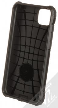 1Mcz Armor odolný ochranný kryt pro Huawei Y5p, Honor 9S černá (all black) zepředu