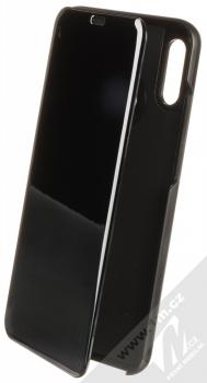 1Mcz Clear View flipové pouzdro pro Huawei P Smart (2019) černá (black)