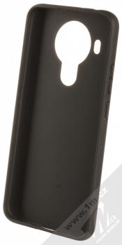 1Mcz Matt TPU ochranný silikonový kryt pro Nokia 5.4 černá (black) zepředu