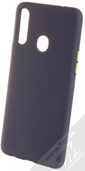 1Mcz Solid TPU ochranný kryt pro Samsung Galaxy A20s tmavě modrá (navy blue)