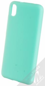 1Mcz Solid TPU ochranný kryt pro Xiaomi Redmi 7A mátově zelená (mint green)