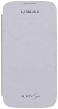 Samsung ENMSVILY-EF-FI950BW I Love You originální flipové pouzdro pro Samsung Galaxy S4, Galaxy S4 LTE-A bílá (white)