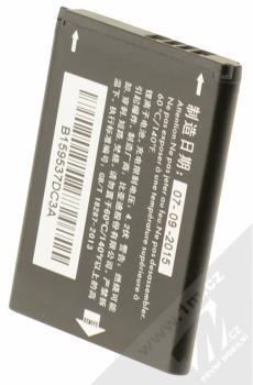 Alcatel CAB30B4000C1 (CAB22B0000C1, CAB0400000C1) originální baterie s kapacitou 750 mAh zezadu