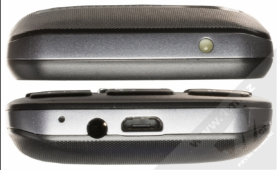ALIGATOR D930 DUAL SIM černá stříbrná (black silver) seshora a zezdola
