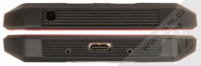 Aligator RX700 eXtremo černá červená (black red) seshora a zezdola