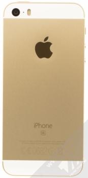 APPLE iPHONE SE 32GB zlatá (gold) zezadu