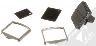 Cellularline Handy Force Drive magnetický univerzální držák do mřížky ventilace automobilu černá (black) balení