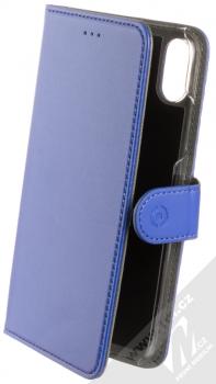 Celly Wally flipové pouzdro pro Apple iPhone XR modrá (blue)