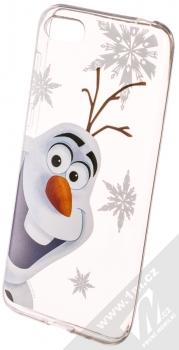Disney Olaf 002 TPU ochranný silikonový kryt s motivem pro Huawei Y5 (2018), Honor 7S průhledná (transparent)