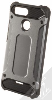 Forcell Armor odolný ochranný kryt pro Xiaomi Redmi 6 šedá černá (grey black)