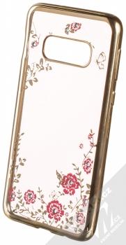 Forcell Diamond TPU ochranný kryt pro Samsung Galaxy S10e zlatá (gold)