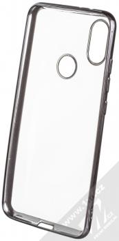 Forcell Electro TPU ochranný kryt pro Xiaomi Mi A2 černá (black) zepředu