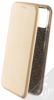 Forcell Elegance Book flipové pouzdro pro Apple iPhone 11 Pro zlatá (gold)