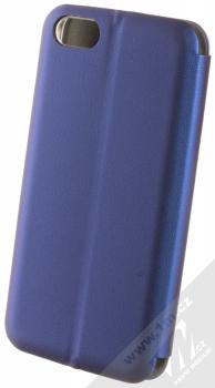 Forcell Elegance Book flipové pouzdro pro Huawei Y5 (2018), Honor 7S tmavě modrá (dark blue) zezadu