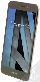 HONOR 6A 2GB/16GB šedá (gray) šikmo zepředu