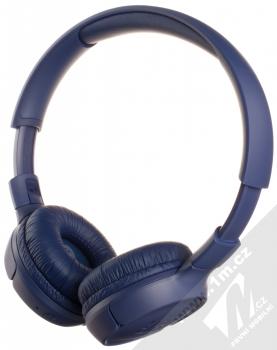 JBL TUNE 500BT Bluetooth stereo sluchátka modrá (blue) maximální náhlavník