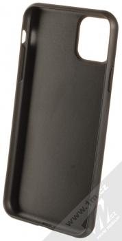 Karl Lagerfeld Karl and Choupette ochranný kryt s motivem pro Apple iPhone 11 Pro Max (KLHCN65KICKC) černá (black) zepředu