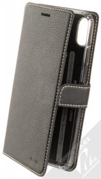 Molan Cano Issue Diary flipové pouzdro pro Apple iPhone XS Max černá (black)