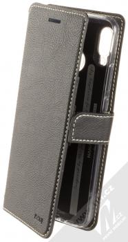 Molan Cano Issue Diary flipové pouzdro pro Huawei Nova 3 černá (black)