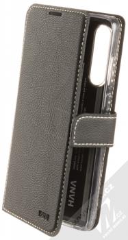 Molan Cano Issue Diary flipové pouzdro pro Huawei P30 černá (black)