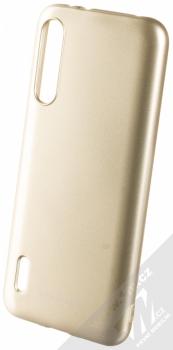 Molan Cano Jelly Case TPU ochranný kryt pro Xiaomi Mi A3 zlatá (gold)