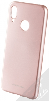 Molan Cano Jelly Case TPU ochranný kryt pro Huawei Nova 3i růžově zlatá (rose gold)